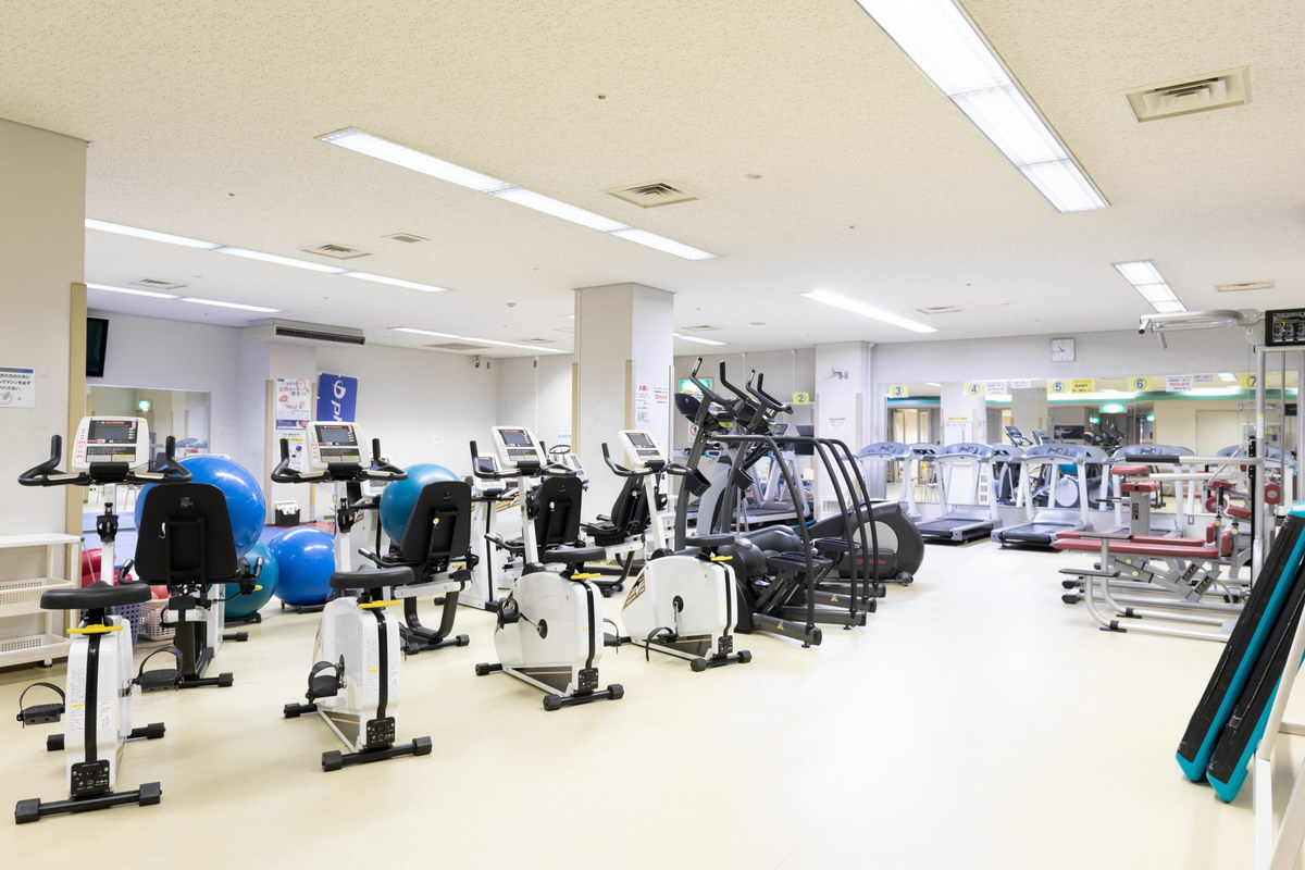 GLOBAL RESORT 総合スポーツセンター サンチェリーの画像
